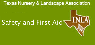 Landscape Pro - Safety and First Aid-